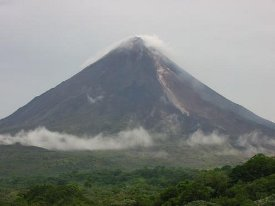 Volcan Arenal 1